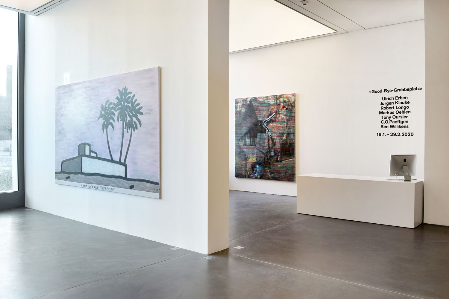 Residence Maison Blanche Lille exhibitions – gallery hans mayer