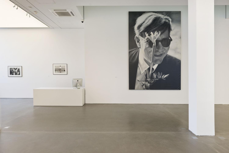 Exhibitions Gallery Hans Mayer Circuit Boards More Canvas Art Board Pillow Installation View Dennis Hopper