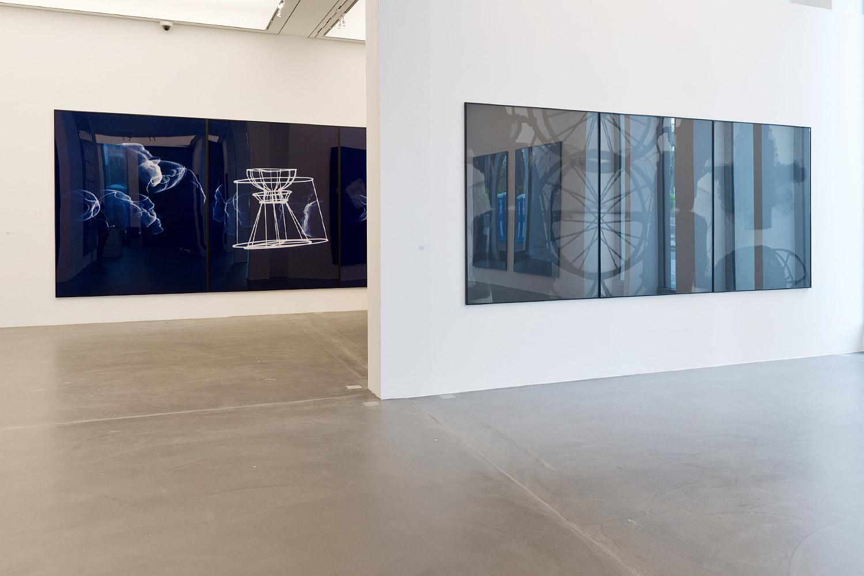 ... Jürgen Klauke, Prosecuritas Zyklus, Installation View, 2018 ...