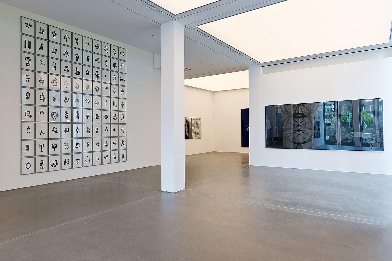 farben im interieur geschickt eisetzen 3d visualisierung, exhibitions – gallery hans mayer, Design ideen